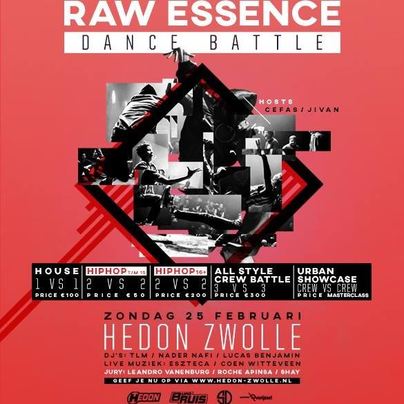 Raw Essence 2018